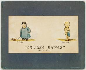 Chinese babies. A collection of Chinese Nursery Rhymes in English.
