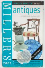 Miller's antiques. Price guide. 2003.