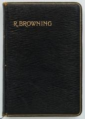 Browning, R. Poems. [Роберт Браунинг. Стихотворения].