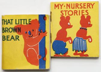 Сет: That little brown bear. My nursery stories. [Книжки-малышки]