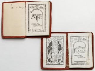Сет: The Adventures of Robinson Cruse. FairyTales Anderson. [Книжки-малышки]